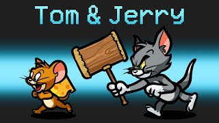 TOM and JERRY Mod in Among Us