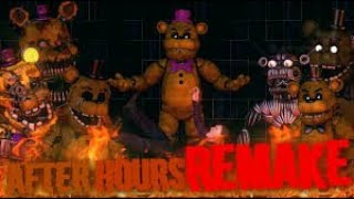 [1 Hour] After Hours Remake By JT Music [SFM/FNAF]