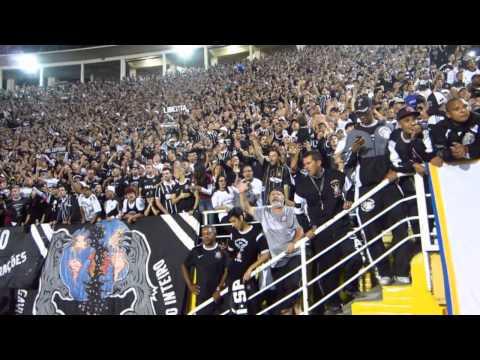 Arquibancadas do Corinthians na partida contra o San José