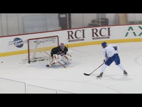NHL Shootout Goals in Practice