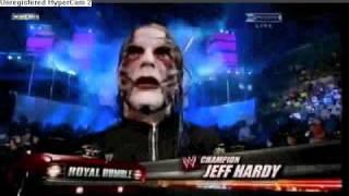 Jeff Hardy - Fade Away