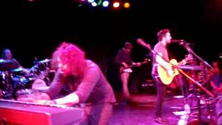 The Boxer Rebellion - Organ Song [Live at The Roxy, West Hollywood CA 30-4-2011]