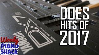 Yamaha DX7 does hits of 2017   Ed Sheeran, DJ Snake, Major Lazer and more
