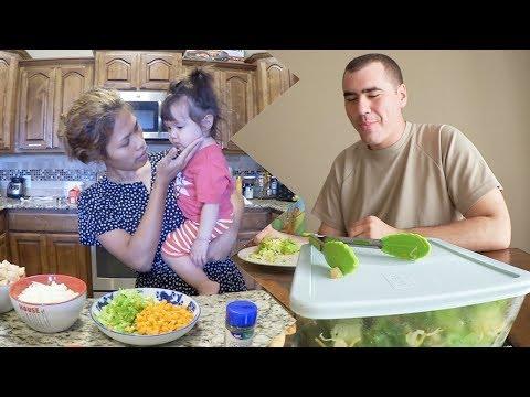 Masak masakan kesukaan suami Vlog