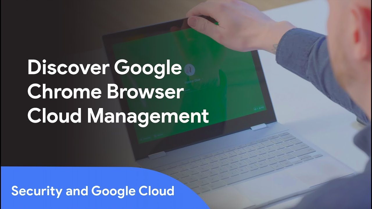 See how Chrome Browser Cloud Management helps make managing and securing browsers fast and easy in your enterprise. Learn more, and get started at g.co/chromecloudmanagement.