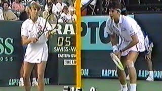 1993 Lipton SF - Steffi Graf Vs Gabriela Sabatini