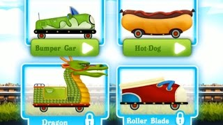 Fun Kid Racing Roller Coaster, Racing Action & Adventure,Tiny Labs, Games for Children /Android