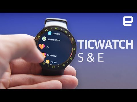 Ticwatch S & E | Hands-On