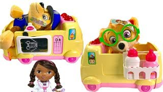 Best Video for Children: Paw Patrol Skye Chase Babies Hurt and Need Doctor & Ambulance