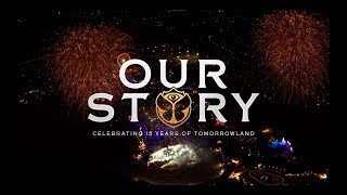 Our Story – 16 Years Tomorrowland