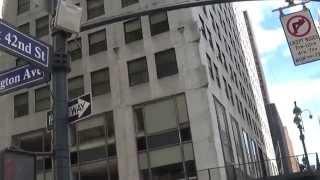 The Chrysler Building -- A Video Tour -- filmed on June 21, 2015