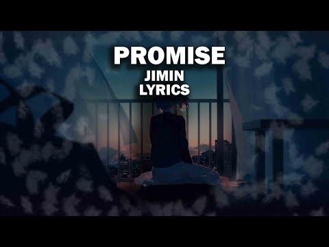 Promise by Jimin (Lyrics) English Cover - Joytastic Sarah