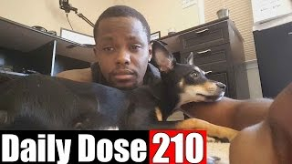 PINKY AND THE BRAIN  + ARMPIT LICKS! - #DailyDose Ep.210 | #G1GB