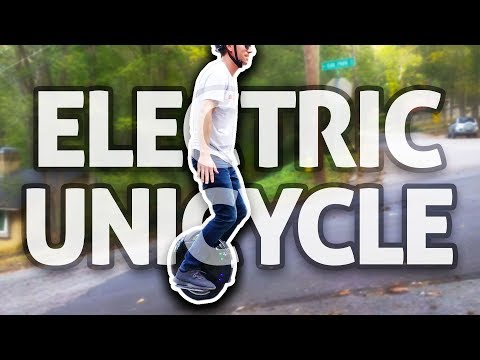 ELECTRIC UNICYCLE: King Song 14D Review