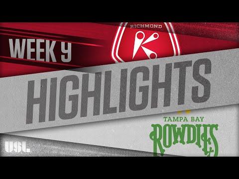 Ричмонд Кикерс - Tampa Bay 1:0. Видеообзор матча 13.05.2018. Видео голов и опасных моментов игры