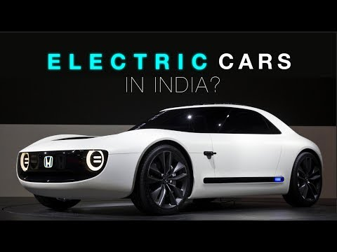 5 Amazing Electric Cars From Auto Expo India 2018!