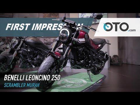 Benelli Leoncino 250 | First Impression | Scrambler Murah | GIIAS 2019 | OTO.com