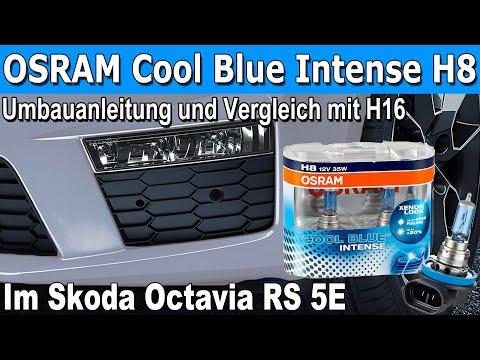 Skoda Octavia RS | Das Nebelscheinwerfer Tutorial | Einbauanleitung und Vergleichstest |