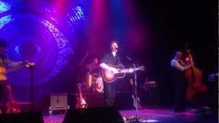 Joy to You Baby, Josh Ritter.  Live at the Wilma Theater, Missoula, Montana 3/25/2013