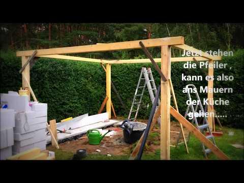 Outdoorküche selber bauen