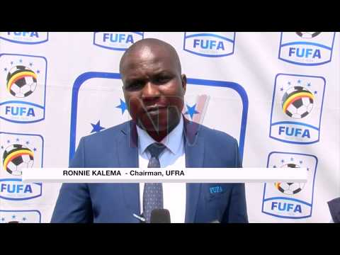 Ugandan FIFA referees receive 2020 badges