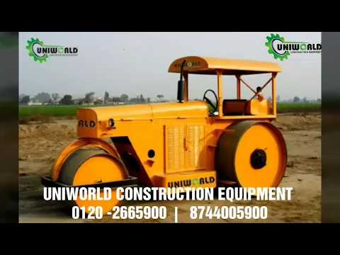 Uniworld Static Road Roller