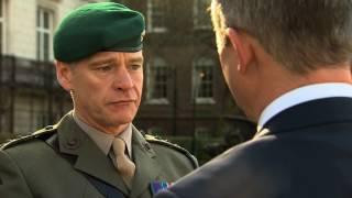 Queen Unveils Iraq And Afghanistan Wars Memorial