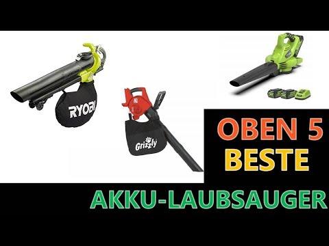 Besten Akku Laubsauger 2019