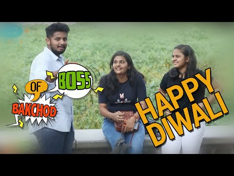 Diwali Prank 2018 By Raj - Boss Of Bakchod | #HighIQ