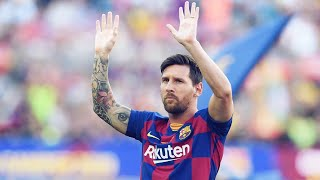 Spanish Media Report Messi Won't Stay At FC Barcelona   Oh My Goal