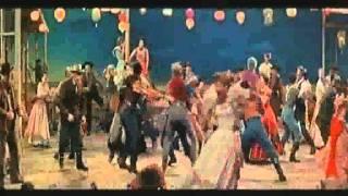 Oklahoma! - The Farmer And The Cowman (with lyrics)