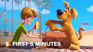 Scoob! First 5 Minutes (2020) | FandangoNOW Extras