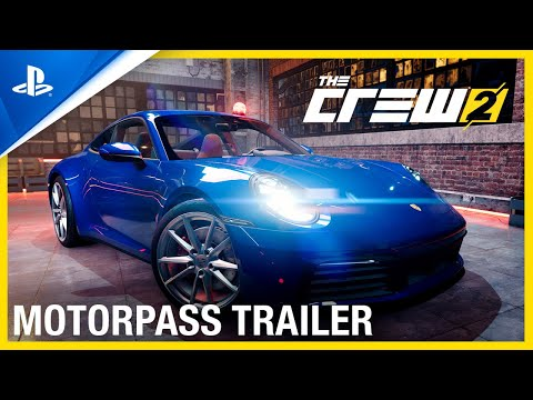 The Crew 2 – Motorpass Trailer   PS4