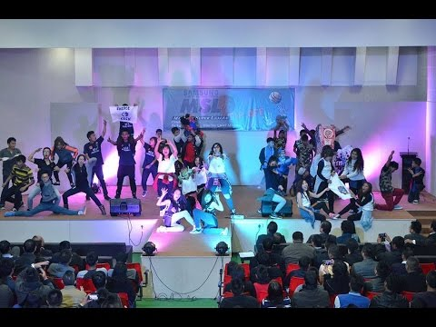 Mizoram Super League Dance Battle || Opening Number || Bruno Mars - Uptown Funk Choreography