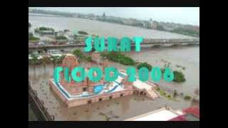 preview picture of video 'FLOOD SURAT ( GUJARAT ) IND.'