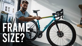 Choosing the Right Bike Frame Size & Why It's So Difficult - BikeFitTuesdays