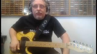 Country Guitar BR Reviews - Compressor Fuhrman - Guto Vighi