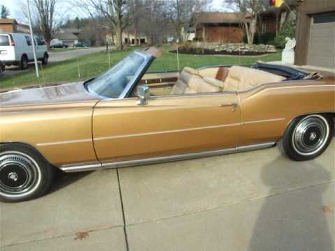 1976 Cadillac Eldorado for Sale - CC-953194