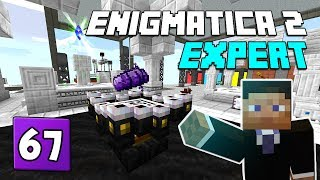 Enigmatica 2: Expert Mode - EP 30 | How to automate IC2 coolant