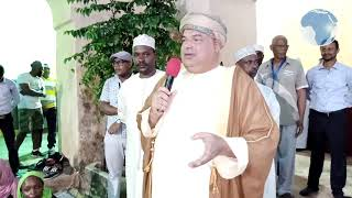 Governor Twaha reveals plans for youths in Lamu to secure jobs at the