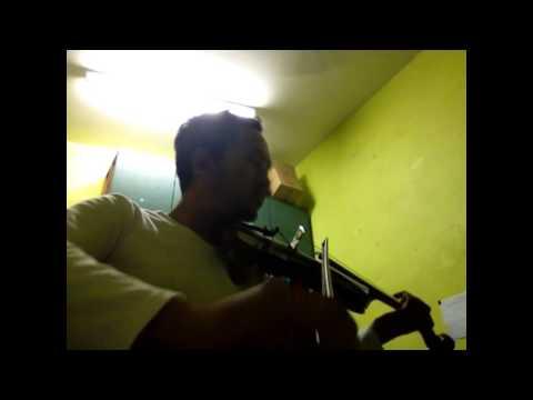 Farkhan - Jeritan Batinku (P. Ramlee) Violin Cover