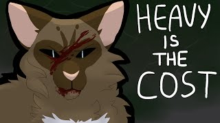 Heavy is the Cost -- Ivypool & Hawkfrost