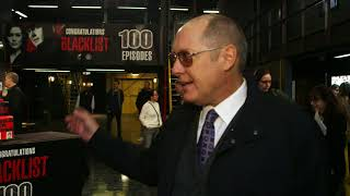 Abraham Stern (100th Episode) || James Spader || SocialNews.XYZ