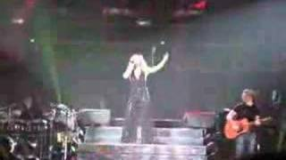 "Soul2Soul 2007 - Sacramento - Faith Hill ""Lucky One"""