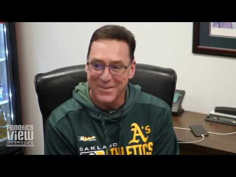 Bob Melvin on Khris Davis Being Most Underrated Player in MLB & Marketing in Baseball