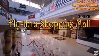 Shopping Mall amazing fly thru on FPV drone.
