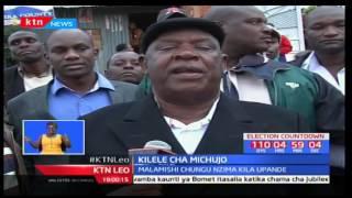 Paul Otuoma atangaza kuwania Ugavana kupitia tikiti huria wakati Jubilee kitatangaza mchujo wake