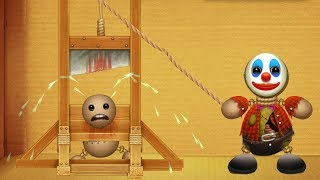 Guillotine Press vs Funny Buddy   Gameplay Walkthrough #53 #Kickthebuddy