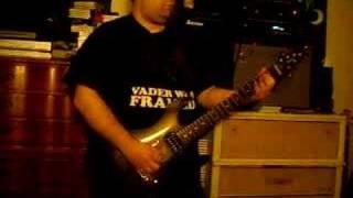 Extol - Inferno Guitar Cover