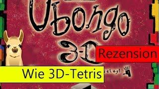 Ubongo 3D (Knobelspiel) / Anleitung & Rezension / SpieLama